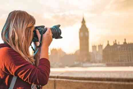 Sky Blue Digital - Photography Course with Tour of Londons Landmarks - Save 21%