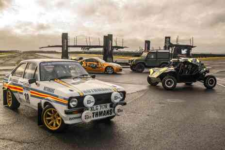 Everyman Racing - Ultimate adventure experience for one person - Save 0%