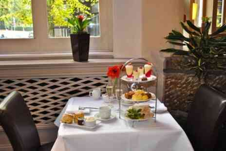 The Crown Hotel - Afternoon Tea for Two, Three or Four People - Save 40%