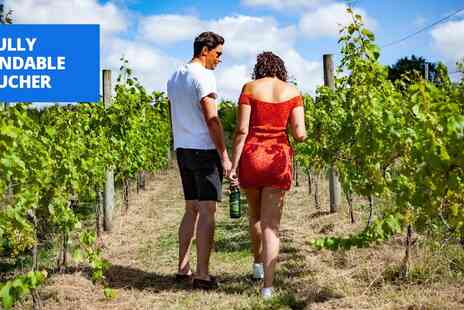 Sedlescombe Organic Vineyard - Wine tasting & tour for 2 at Sussex Vineyard - Save 50%