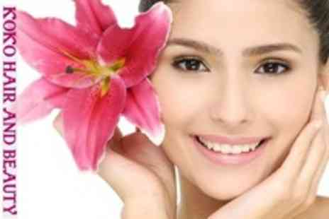 Koko Hair and Beauty - Five Part Facial With Massage - Save 60%
