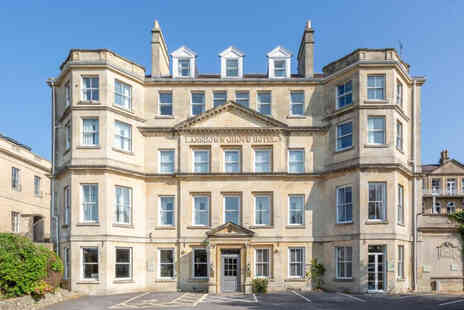Lansdown Grove Hotel - A central Bath stay for two people with breakfast - Save 54%
