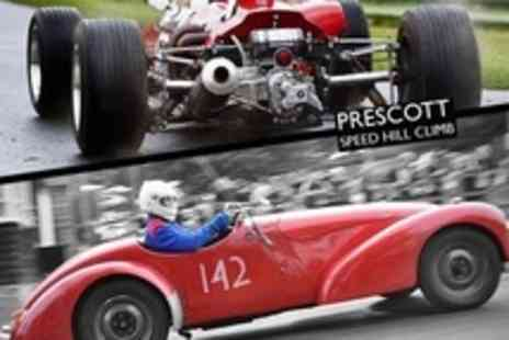 Prescott Speed Hill Climb - TwoPerson Pass For All American Autumn Classic Car Show on Saturday, Sunday - Save 60%
