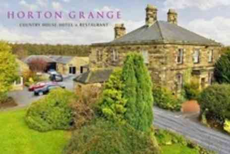 Horton Grange Hotel - Wedding Package With Four-Course Meal, Drinks, Evening Reception and Bridal Suite - Save 51%