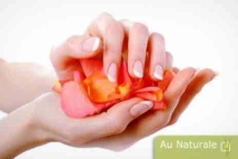 Au Naturale - Manicure - Save 60%