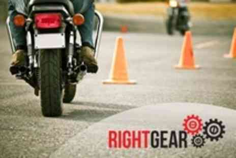 RightGear Motorcycle Training - CBT Motorcycle Course - Save 4%