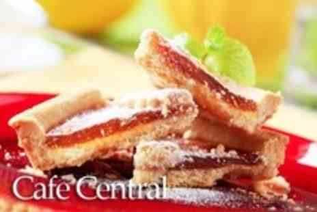 Cafe Central - Pastry and Tart Baking Class - Save 10%
