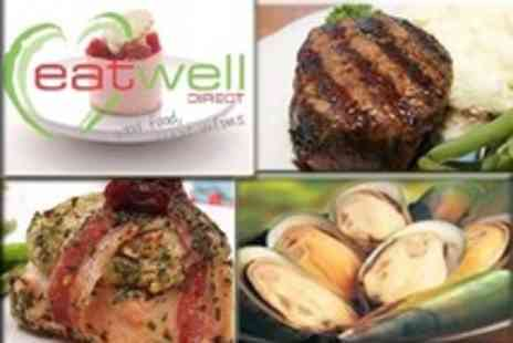 Eatwell Direct - Voucher Towards Frozen Food Delivered - Save 0%