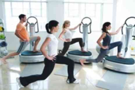 FitVibrations - 5 PowerPlate Classes - Save 68%