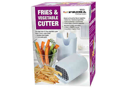 Direct 2 public - French Fries and Vegetable Chopper Tool - Save 0%