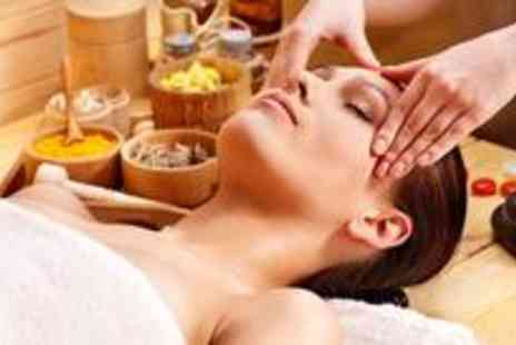 Healing Touches - One hour full body Abhyanga massage and a 45 minute Mukha Abhynga face pack - Save 67%