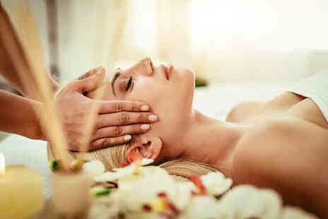 Peachy Peel - 90 minute pamper package with your choice of three treatments - Save 62%