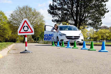 Young Driver Training - 30 minute young driver experience - Save 0%