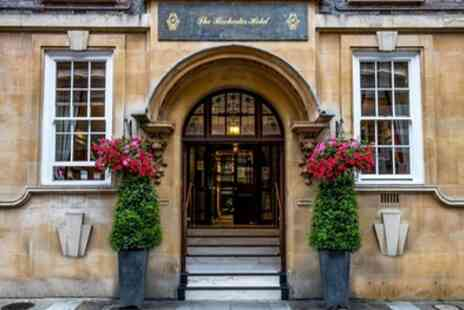 Rochester Hotel - Double or Executive Room for 2 with Breakfast - Save 10%