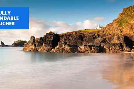 Housel Bay Hotel - Two Nights clifftop stay including cream tea - Save 56%