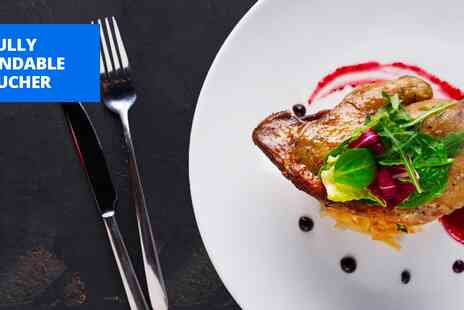 Fredericks Restaurant - Delicious 2 Course meal & wine for 2 - Save 42%