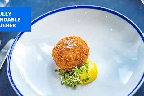 The Sardine Factory - Two course lunch for 2 with coffee & views - Save 0%