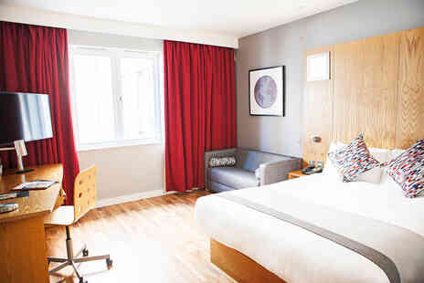 Ramada By Wyndham - A Belfast stay Belfast City Centre for two people with breakfast - Save 52%
