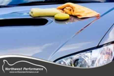 Northwest Performance - Mini Valet With Exterior and Interior Clean - Save 60%