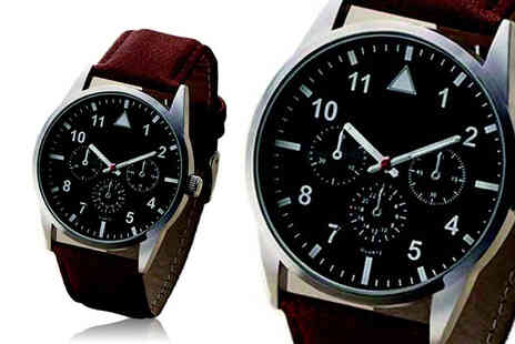 Personal Choice - Mens H66211 fashion watch - Save 65%