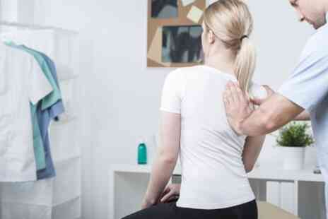 Derby Family Chiropractic - Chiropractic Consultation with Two Treatments - Save 72%