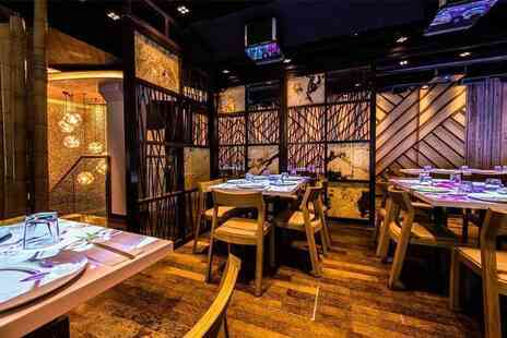 Inamo - Unlimited sushi and Asian tapas for one person - Save 73%
