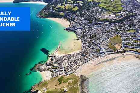Northumbria Helicopters - Helicopter tour with bubbly & chocs - Save 0%