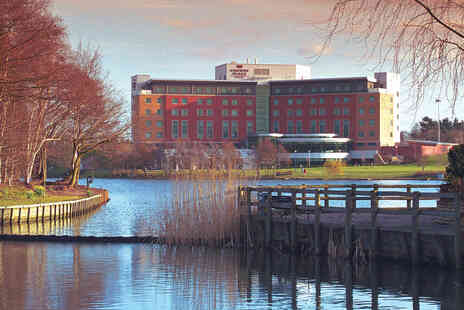 Crowne Plaza Birmingham - A Birmingham stay for two people with breakfast - Save 31%