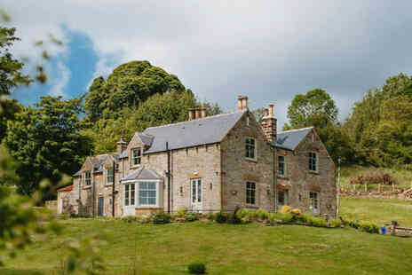 The Owl Hawnby - A boutique hotel stay for two people with breakfast - Save 48%