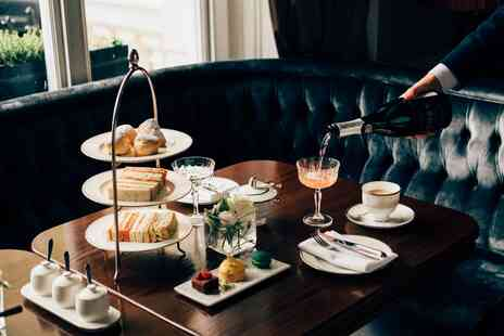 The Luxury Roseate House - Traditional Afternoon Tea with Prosecco for Two -Save 0%