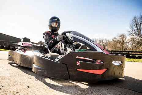 Whilton Mill Outdoor Circuit - 50 Lap Karting Adventure - Save 0%