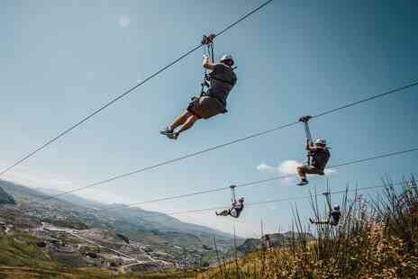 Zip World - Fly the Phoenix the Worlds Fastest Seated Zip Line - Save 0%