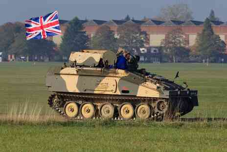 Virgin Experience Days - Alvis CVRT Spartan Tank Driving Experience - Save 0%