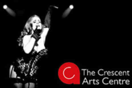 The Crescent Arts Centre - Burlesque Workshop on Sunday 16th September - Save 50%