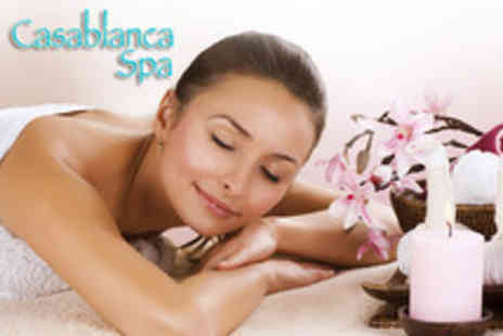 Casa Spa - Hammam experience for 2 including Turkish steam bath, mud mask & day spa access - Save 62%