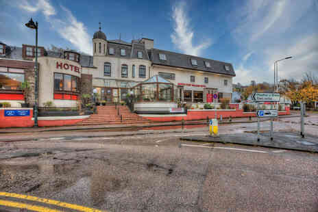 Muthu Fort William Hotel - A Fort William, Scotland stay for two people with breakfast - Save 33%