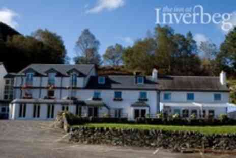 The Inn at Inverbeg - One Night Stay For Two With Breakfast - Save 63%