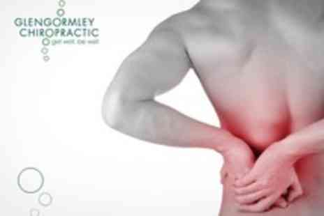 Glengormley Chiropractic - Chiropractic Consultation Plus Spinal Screening With Three Treatments - Save 71%