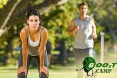 Boost Camp - Ten Fitness Sessions - Save 76%