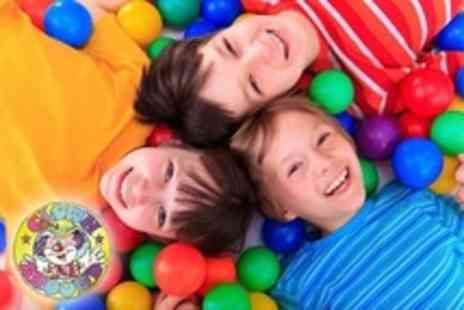 Clown Around - Play Centre Party For Up to Ten Children With Food and Party Bags - Save 60%
