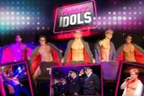 Dream Idols West End - Ticket to Performance Show Plus Cocktail and Canapes - Save 53%