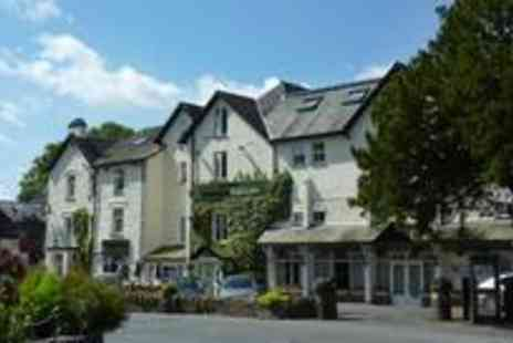 Grasmere Red Lion Hotel - £99 for a two-night Lake District break for two, including breakfast at the Grasmere Red Lion Hotel, worth up to £290  - Save 66%
