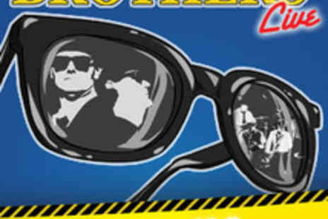 Hartshorn Hook - Two A Tribute to the Blues Brothers Live Tickets - Save 50%