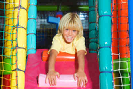 Mister Twisters - Soft Play Pass for Four and Off Party Booking - Save 61%