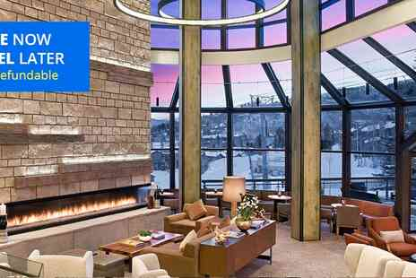 Westin Snowmass Resort - Colorados Snowmass Village Four Star Retreat including Ski Season - Save 0%
