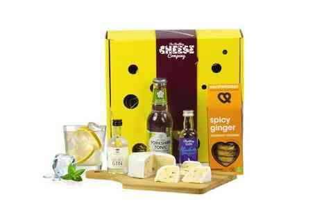 The Chuckling Cheese Company - Botanist gin and cheese box - Save 0%