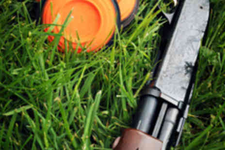Albert Cochrane Shooting School - Clay Pigeon Shooting Session - Save 52%