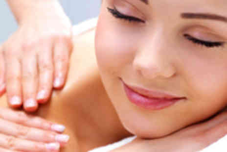 The Beauty Parlour - Back, Neck, and Shoulder Massage with Facial - Save 55%