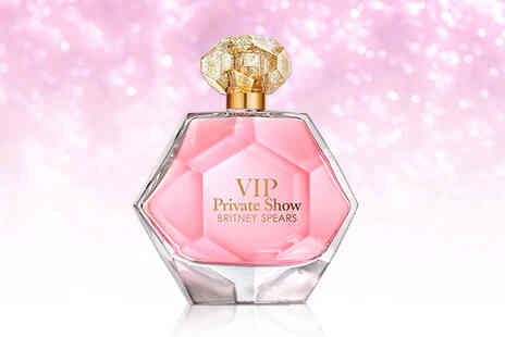 Beauty Scent - 50ml bottle of Britney Spears VIP Private Show eau de parfum - Save 76%
