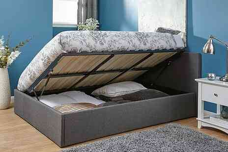FTA Furnishing - Ottoman gas lift bed - Save 59%